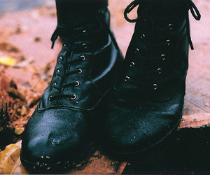 boots, film, and photo image