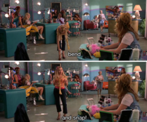 legally blonde, Reese Witherspoon, and bend n snap image