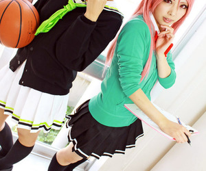 anime, basket, and Basketball image