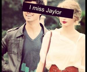 Joe Jonas, Taylor Swift, and jaylor image