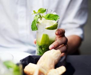 drink and mojito image