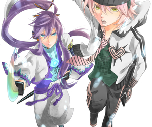 vocaloid, vy2, and yuma image