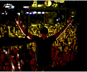 ao vivo, en vivo, and rock and roll image