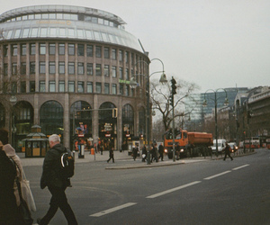 building and vintage image