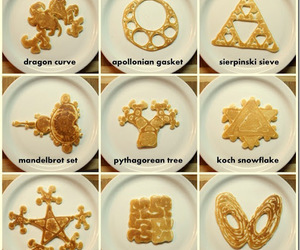 food and fractal image
