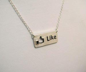like and necklace image