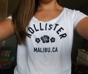 hollister, girl, and hair image