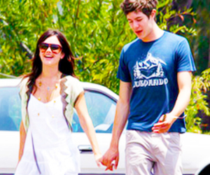 adam brody, couple, and rachel bilson image