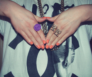 accessories, hand, and fashion image
