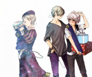 bl, flower, and Boys Love image