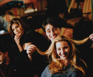 Jennifer Aniston, f.r.i.e.n.d.s, and ross image