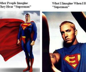 eminem and superman image
