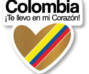 colombia, heart, and my image