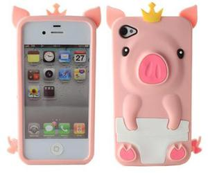 case, cute, and pig image