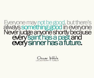 quote, oscar wilde, and future image