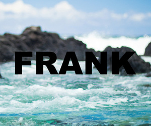 text and frank ocean image
