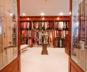 awesome, closet, and clothes image
