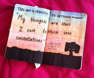 wreck this journal and stars image