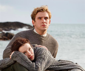 emily browning and dan stevens image