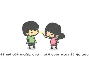 magic and cute image