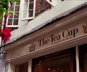 tea and tea room image