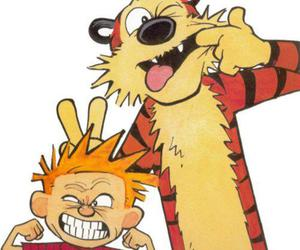 best friends, calvin, and friendship image