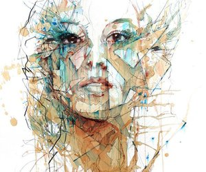 art, face, and carne griffiths image