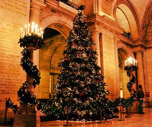 amazing, christmas lights, and new year image