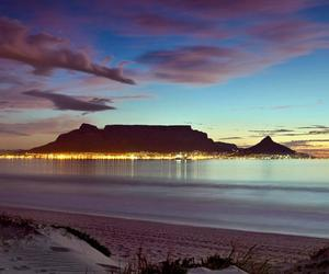beautiful, south africa, and sunset image