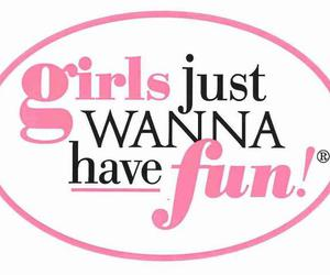 girl, fun, and quote image