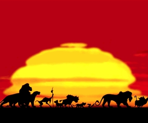 lion king, disney, and the lion king image