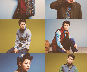 actor, handsome, and kfashion image