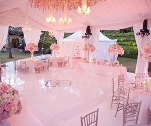 wedding and pink image