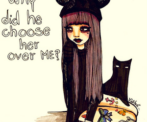 valfre, girl, and art image