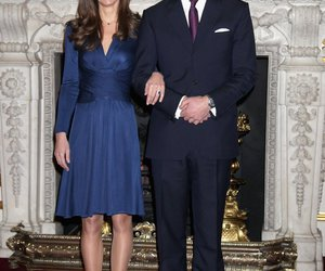 couple, gown, and kate middleton image