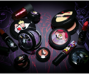 mac, disney, and make up image
