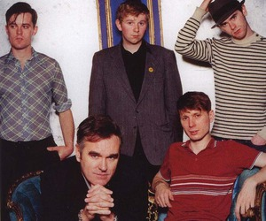 band, morrissey, and franz ferdinand image