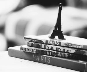 book, Dream, and eiffel image