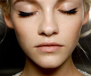 beautiful, makeup, and fashion image