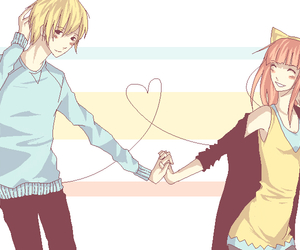 pastels, cute, and love image