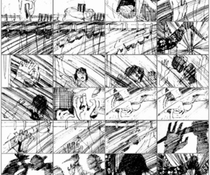 director, Hitchcock, and storyboard image