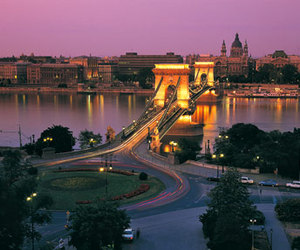budapest, city, and hungary image