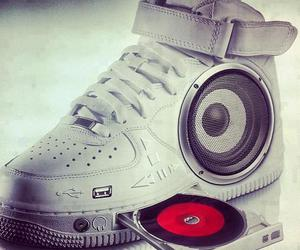 music, shoes, and cool image