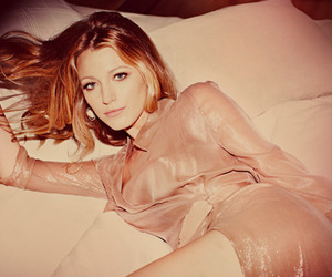 beautiful, tender, and blake lively image