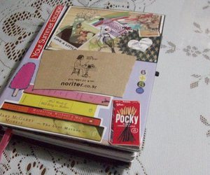 books, Collage, and creative image