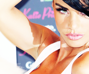 fashion, model, and katie price image