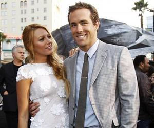 blake lively, couple, and girl image
