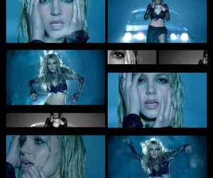 britney, britney spears, and Stronger image