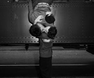 boy, happiness, and girl image