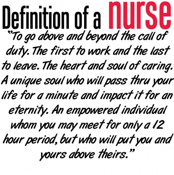 Nursing Quotes | Text & Images on We Heart It